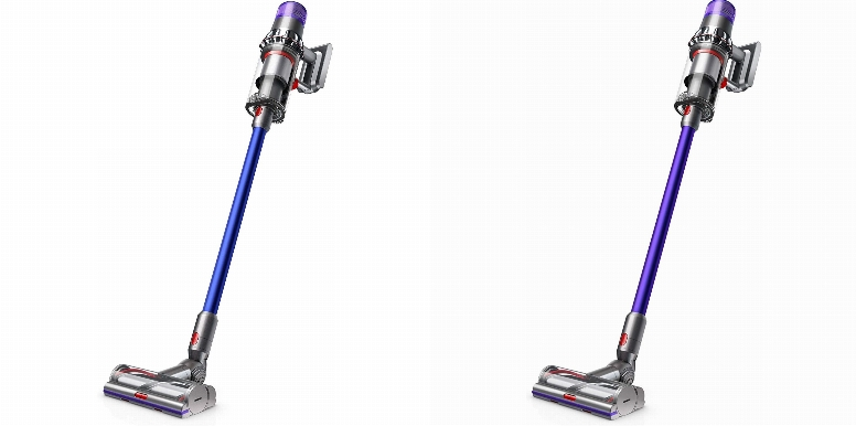 Side by side comparison of Dyson V11 Torque Drive and Dyson V11 Animal